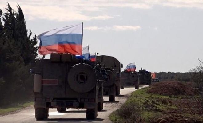 PYD'nin boşalttığı yerlere Ruslar yerleşiyor