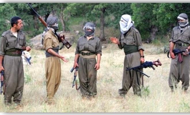 Yüksekova'da 5 PKKli öldürüldü