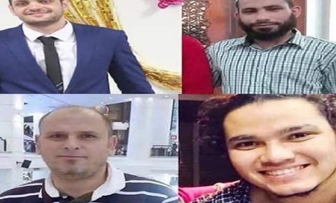 Mısırlı gençler iade edilmemek için direniyorlar