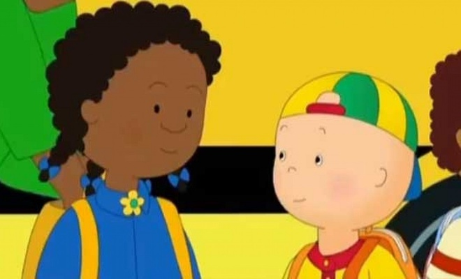 Milyonlarca çocuğun izlediği Caillou çizgi filminde sapkın evlilik iddiası