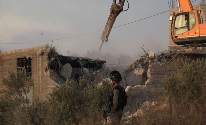 Siyonist işgalciler bu köyü 186'ncı kez yıktı, Onlar yine yapacak...
