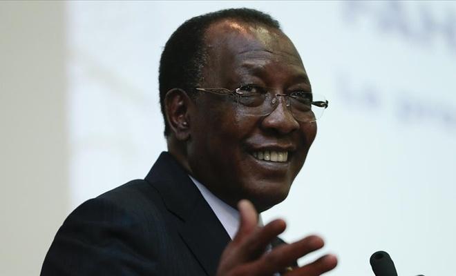 Çad'da cumhurbaşkanlığı seçimi sonuçlandı