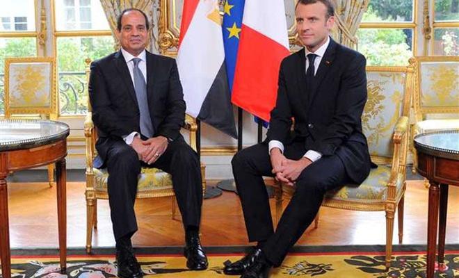 Fransa Mısır ve Ürdün ateşkes planı üzerinde çalışacak