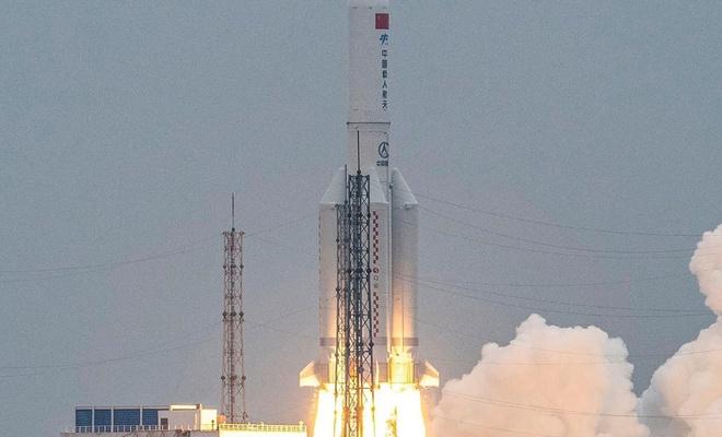 Çin, NASA'nın roket eleştirisinin haksız olduğunu savundu