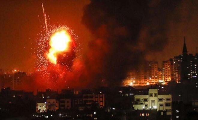 Siyonist işgal rejimi Refah ve Han Yunus kentlerine yönelik saldırılarını şiddetlendirdi