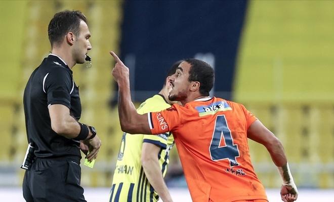 PFDK, Medipol Başakşehirli futbolcu Rafael'in cezasını kaldırdı