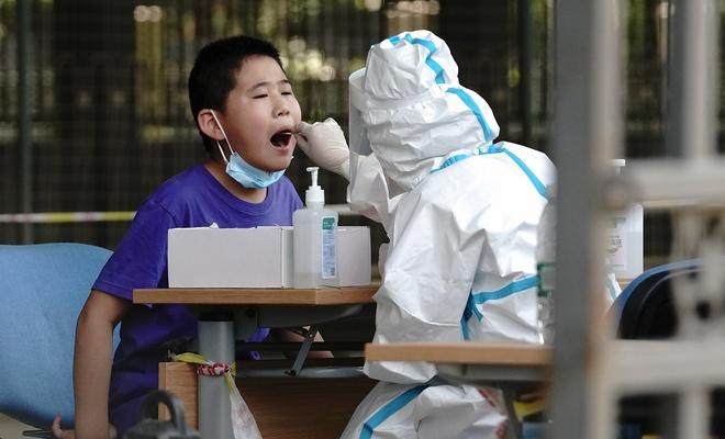 Çin'de yeni vaka sayısı açıklandı