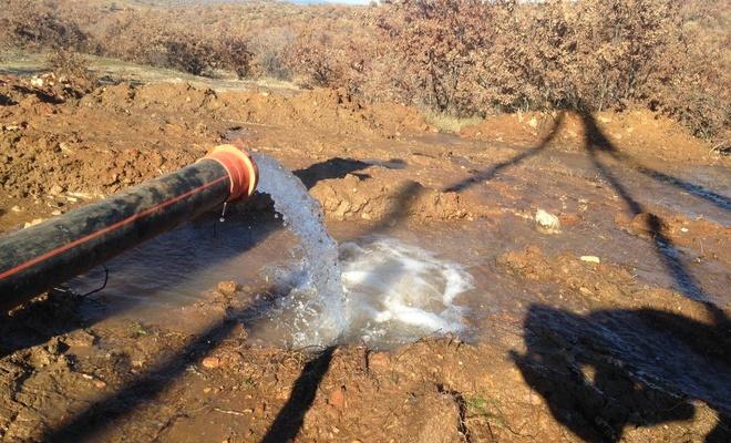 Yanlış sulama teknikleri kuraklık kadar tehlikeli
