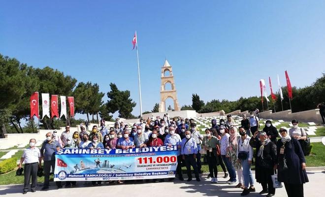Öğrenciler Çanakkale'ye götürülecek