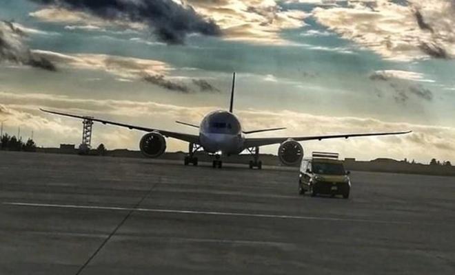 İngiltere-Katar seferi yapan uçak Şanlıurfa'ya zorunlu iniş yaptı