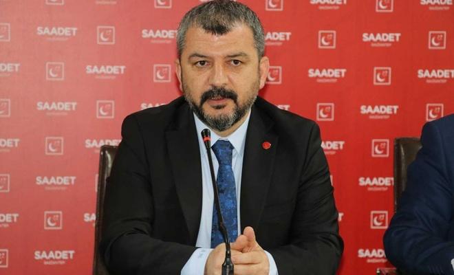 """Saadet Partisi GİK Üyesi Muammer Bilgiç: """"Aramıza emperyalistler girmemelidir"""""""