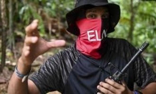 Kolombiya'da ELN lideri Uriel öldürüldü