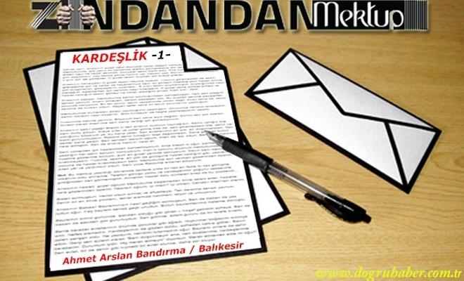 KARDEŞLİK  -1-
