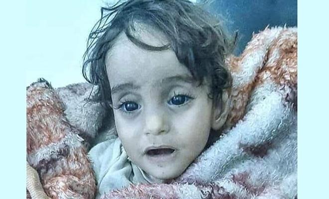 BAAS rejiminin evsiz bıraktığı İman bebek soğuktan öldü