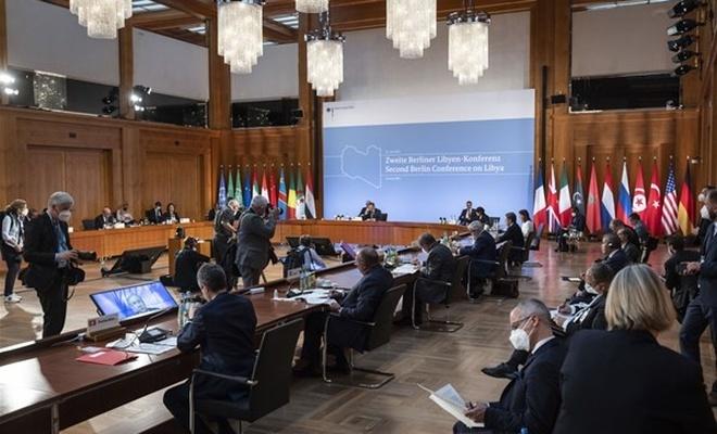 Berlin Konferansı'nın sonuç bildirgesi yayınlandı!