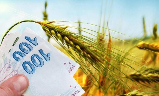 Çiftçilere yaklaşık 1,9 milyar liralık destek ödemesi yapılacak