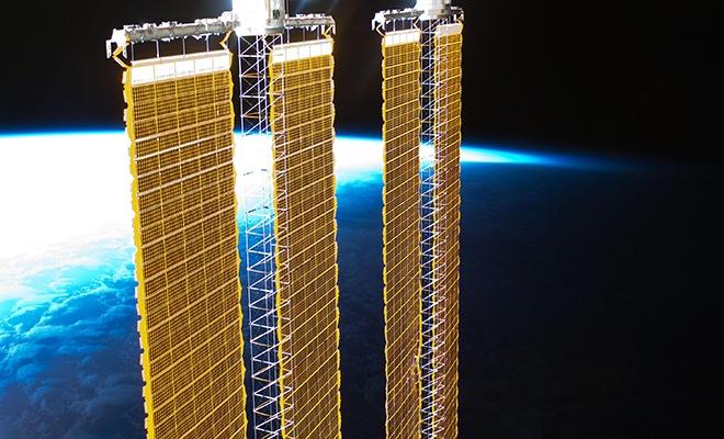 Çin uzaya güneş enerjisi santrali kuruyor