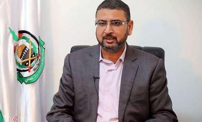 HAMAS Sözcüsü Ebu Zuhri'den Benat suikastına kınama