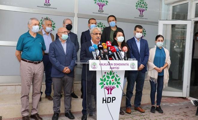 HDP'den aynı terane: 6-8 Ekim olaylarının sorumlusu değiliz!