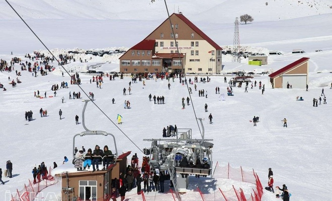 Bakanlık'tan kayak otelleri ile ilgili yeni genelge