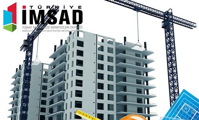 Türkiye İMSAD'ın sektör raporunu açıkladı: İnşaat sektörü alarm veriyor!