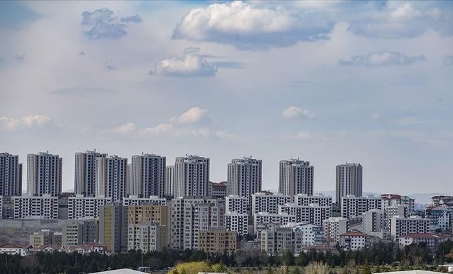 En çok konut Esenyurt'tan alındı, Etimesgut'ta satışlar katlandı