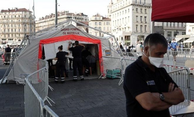 Fransa'da koronavirüs vakalarında rekor artış