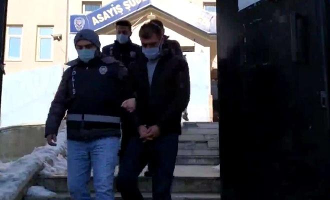 Van'da su sayaçlarını çaldığı iddiasıyla 4 kişi tutuklandı