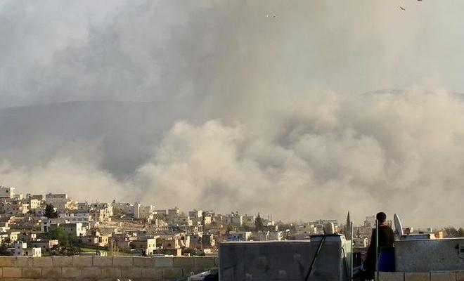 Rusya İdlib'e saldırılarını yoğunlaştırıyor: Hedefte sivil yerleşimler var