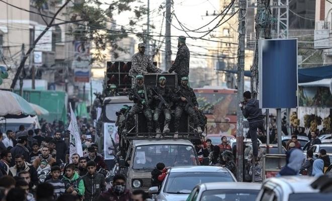 Kassam Tugaylarından terörist israil`e gözdağı