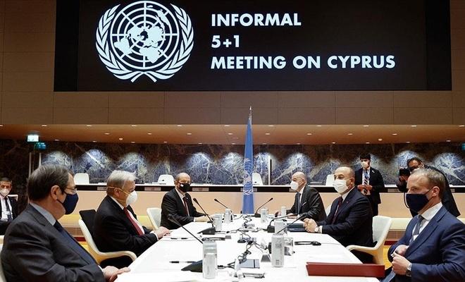 Kıbrıs görüşmelerinden sonuç çıkmadı!