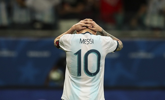 Arjantin'de hayal kırıklığı