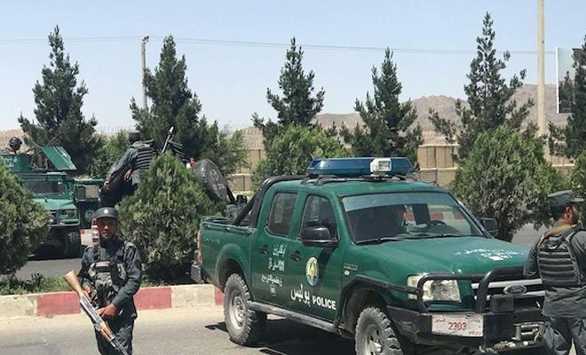 Kabil'deki patlamada 7 kişi öldü