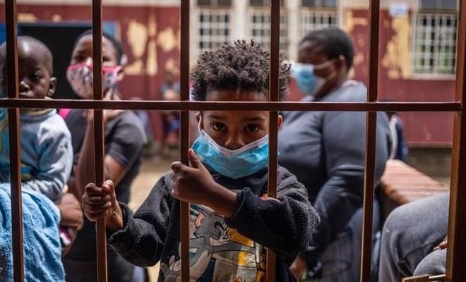Güney Afrika bölgesi salgının en kötü evresine girdi