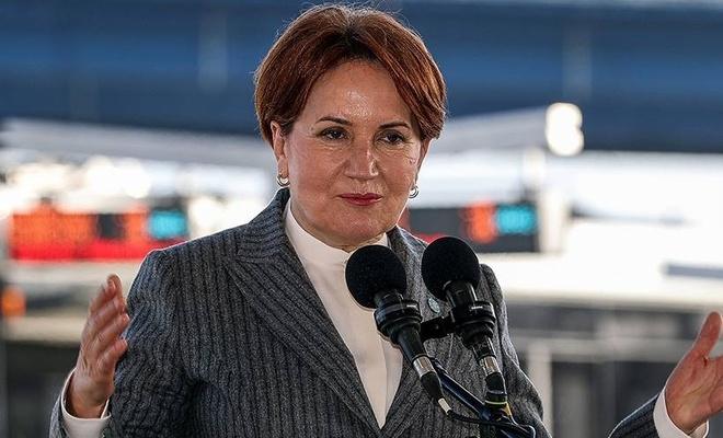 Esnaf HDP'yi sordu, Meral Akşener cevap vermeye çalıştı