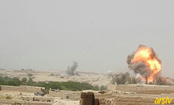 Taliban  ABD merkezlerini vurdu