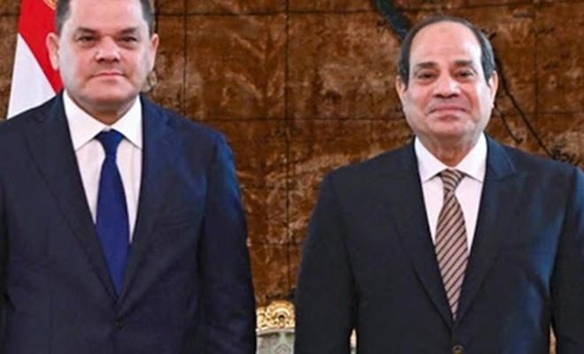 Libya ve Mısır anlaştı
