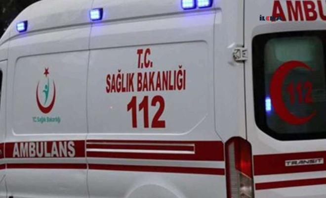 İşçileri taşıyan minibüs devrildi: Bir ölü 15 yaralı