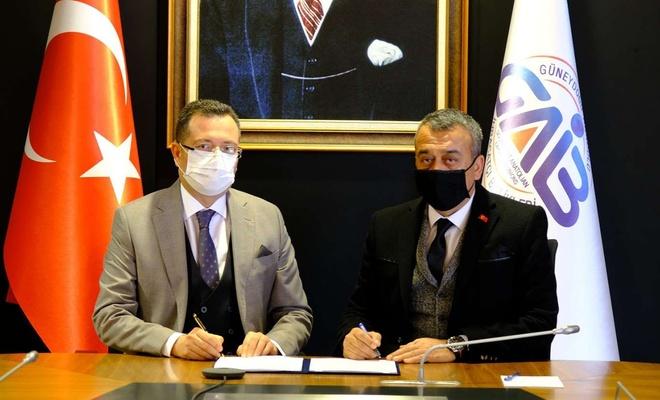 Gaziantep'te Polimerik Malzemeler ve Tekstil Araştırma Merkezi kuruluyor