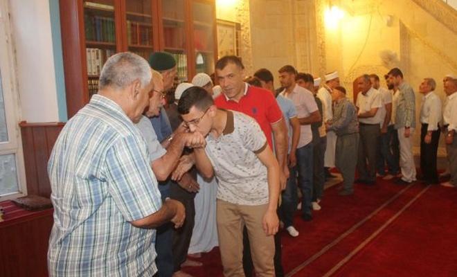 Mardin'de Kurban Bayramı sevinci