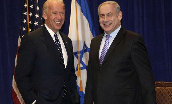 """Siyonistlerin hamisi ABD Başkanı Biden: """"israilin meşru müdafaa hakkı var"""""""