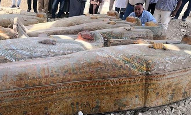 Mısır'da en önemli keşiflerinden biri gerçekleşti