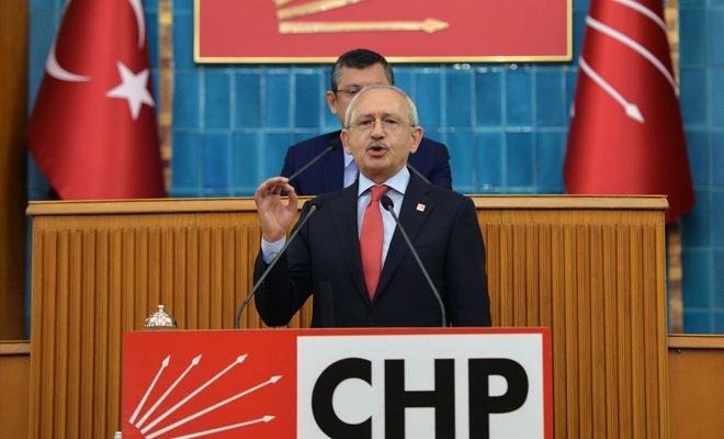 ''CHP ilk kez huzur için mücadele etti''