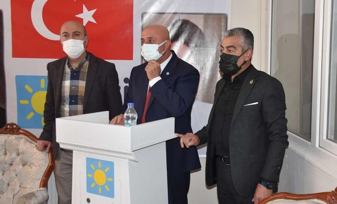 Bitlis'te 5 partiden kurumlara alınacak personelle ile ilgili ortak açıklama