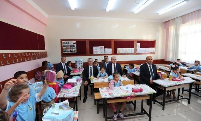 Gaziantepte 30 bin öğrenciye kırtasiye yardımı