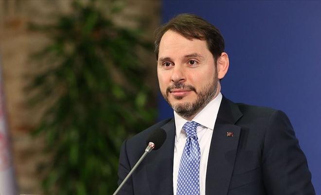 Bakan Albayrak: OECD tahminlerine göre Kovid-19'dan 'en az etkilenecek' 3. ülke Türkiye