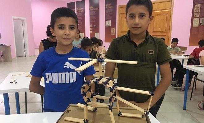 El Cezeri, Cizreli çocuklara ilham kaynağı oluyor