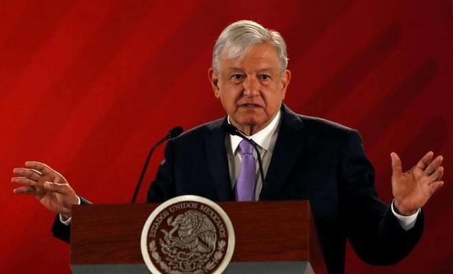 Meksika Devlet Başkanı Obrador Covid-19'a yakalandı