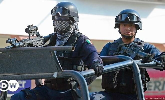 Meksika'nın ABD sınırındaki Tamaulipas eyaletinde yanmış 19 ceset bulundu