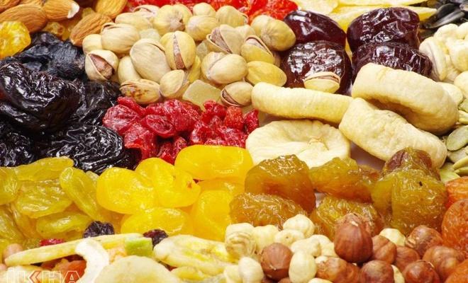 Kuru meyve ihracatında 848 milyon dolar gelir elde edildi